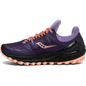 saucony Xodus ISO 3 Shoes Women purple/peach